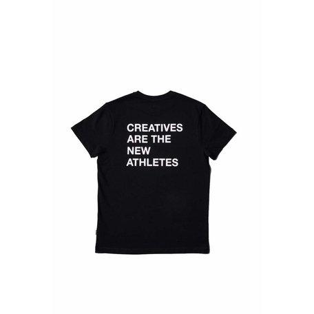 TNO Creatives are the new athletes | Black
