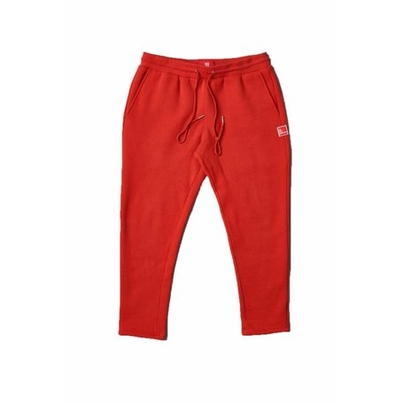 Testudo 1.0 Fleece Trousers | Rust