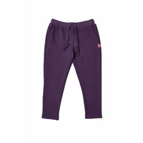 Testudo 1.0 Fleece Trousers | Purple