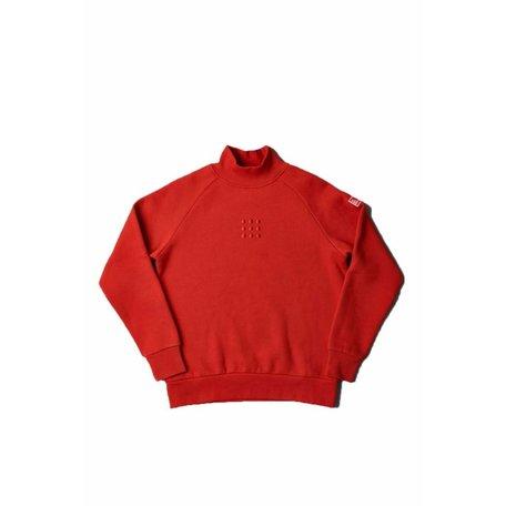Testudo Fleece 1.0 Sweater | Rust