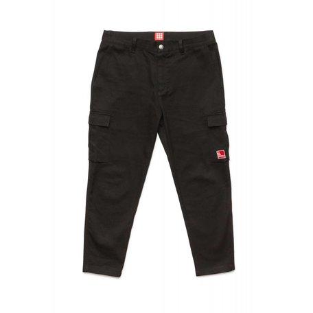 Carota Midfield Trousers | Black