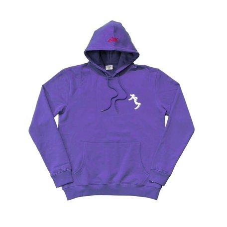 Mecha Gozera Hoodie | Purple