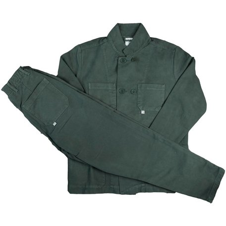 Bonne Suit | Thunder Green