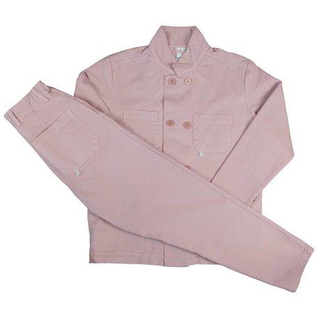 Children's Suit | Powder Pink