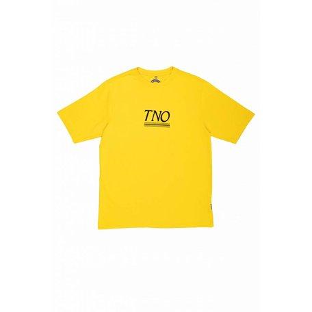 TNO Underline Tee | Yellow
