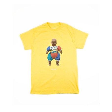 Zesnullen Baby Tee | Yellow