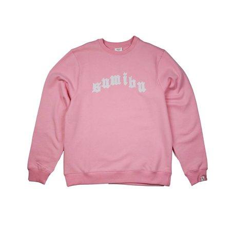Ol' SUMIBU Crewneck | Baby Pink