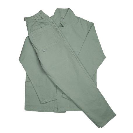 De Rrusie Suit | Mint Green