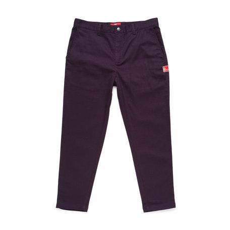 Carota Trousers | Purple