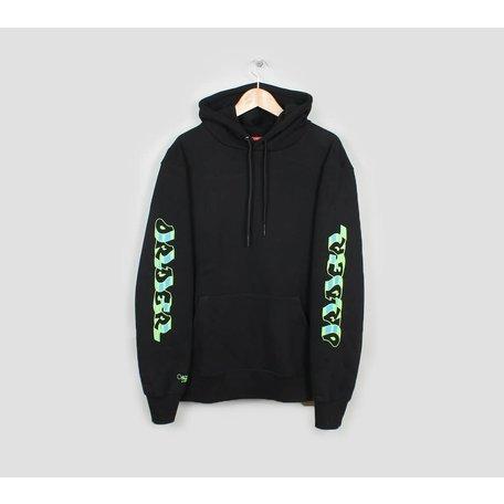 Order TRIPL Hooded Sweater   Black