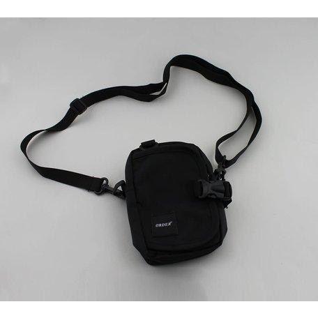 Order Cross Body Bag   Black