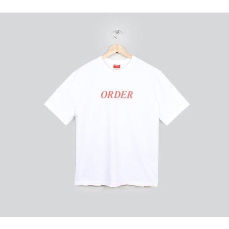 Order Logo T-Shirt | White