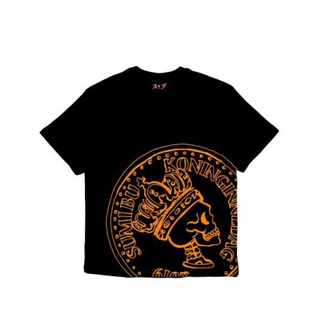 SUMIBU Queens Day Tee | Black