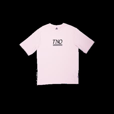 TNO Underline Tee Pink XS