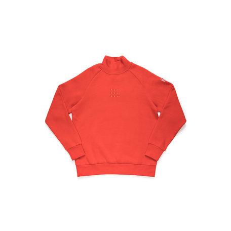 TESTUDO 1.0 FLEECE Sweater | Rust