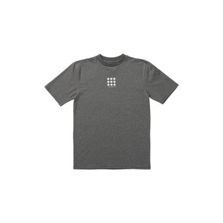 9 Dots Tee | Grey