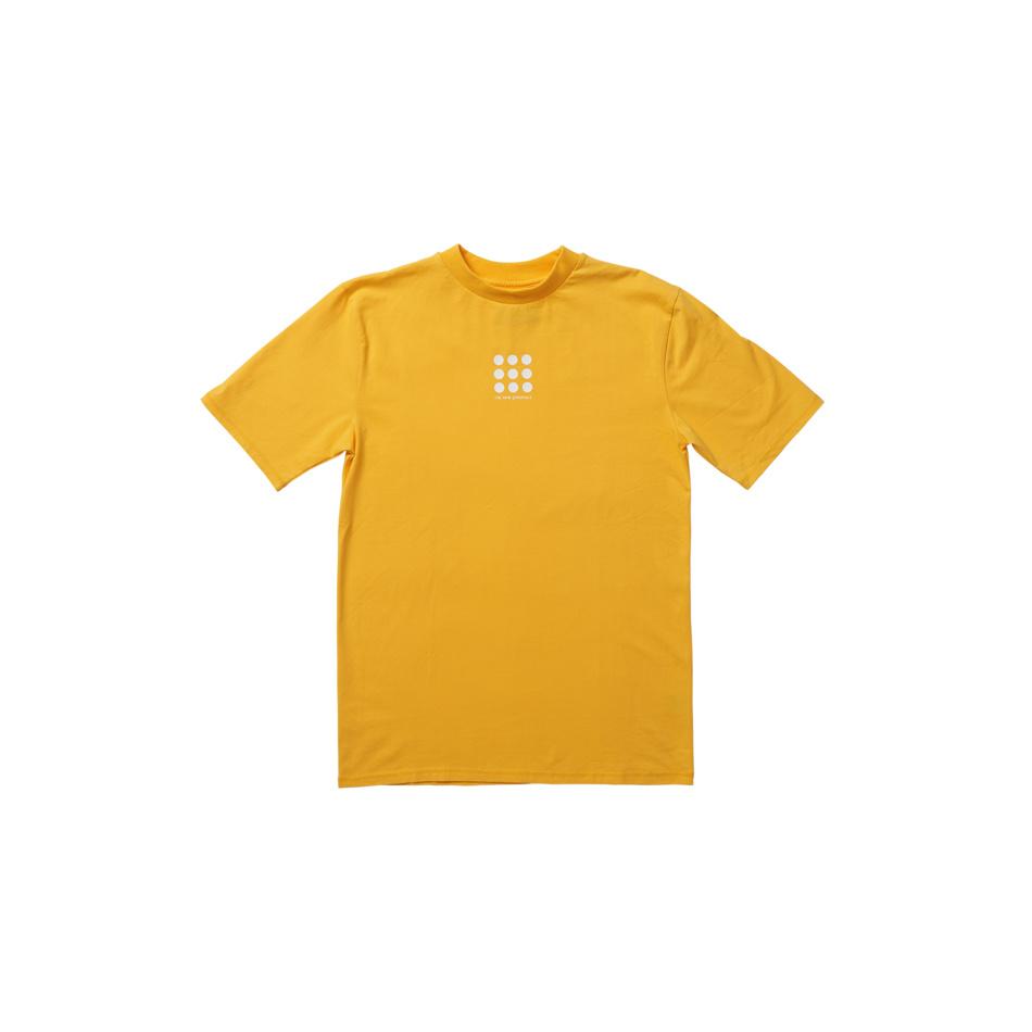 The New Originals Yellow 9-Dots T-Shirt