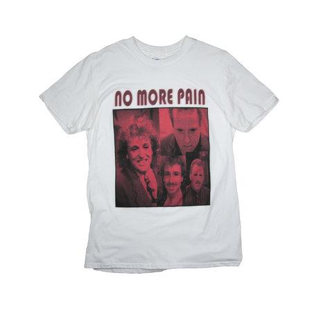 No More Pain Tee | White