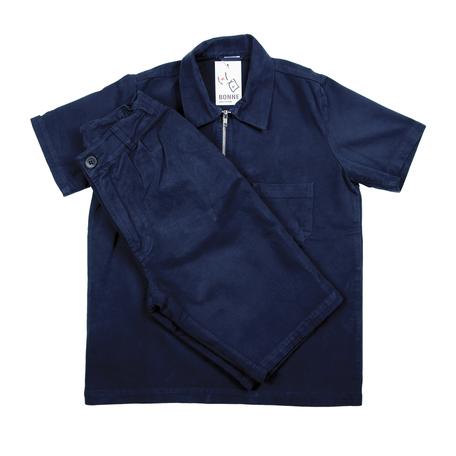 Short Bonne Suit   Blue