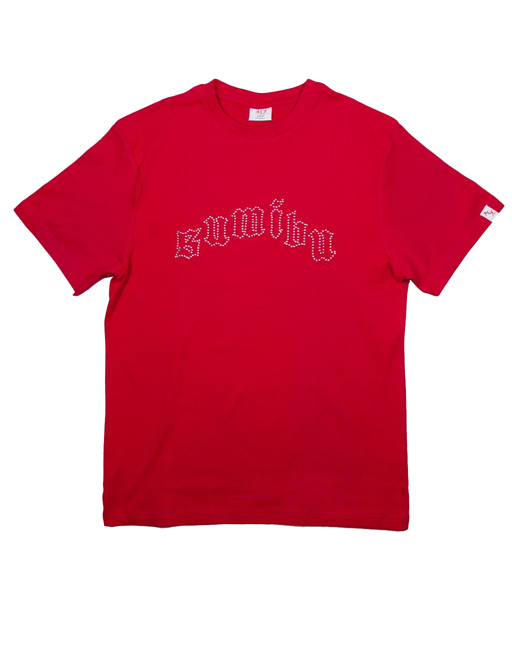SUMIBU Red On Froze T-Shirt