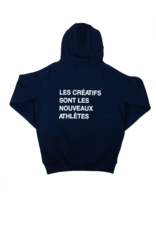 The New Originals Navy Les Creatifes Son Les Nouveaux Athletes