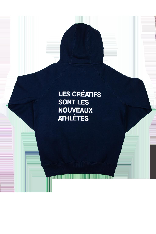 The New Originals Navy Les Creatifes Son Les Nouveaux Athletes