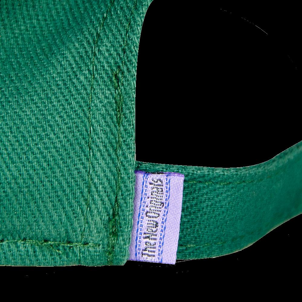 The New Originals Green TNO Workman Cap