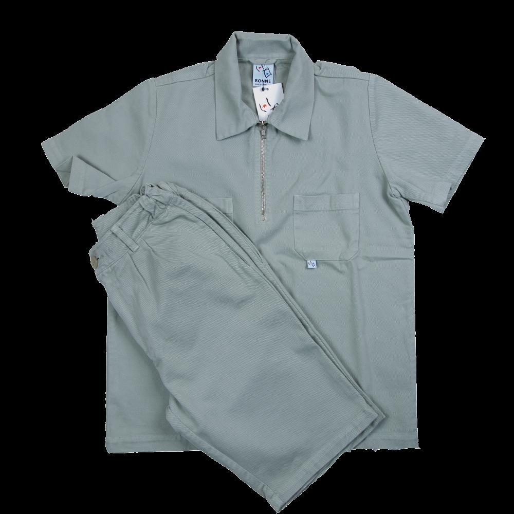 Bonne Amsterdam Bonne Suit Short | Pistache