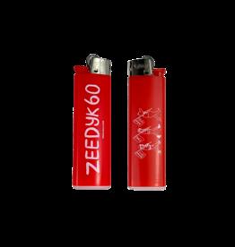 ZEEDIJK 60 Red Zeedijk 60 Logo's Lighter