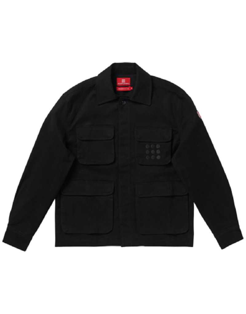 The New Originals Multi Pocket Jacket | Black