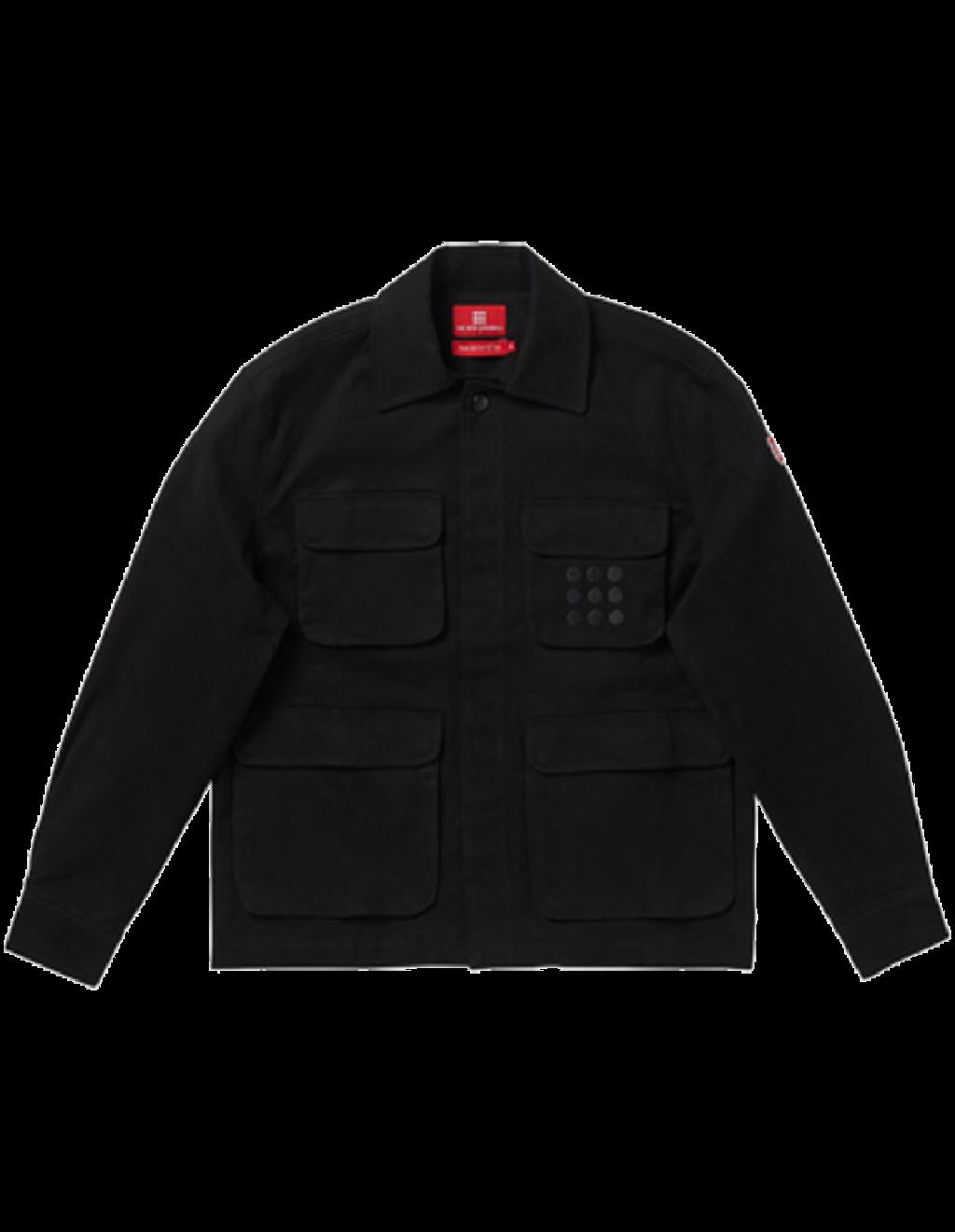 The New Originals Multi Pocket Jacket | Black
