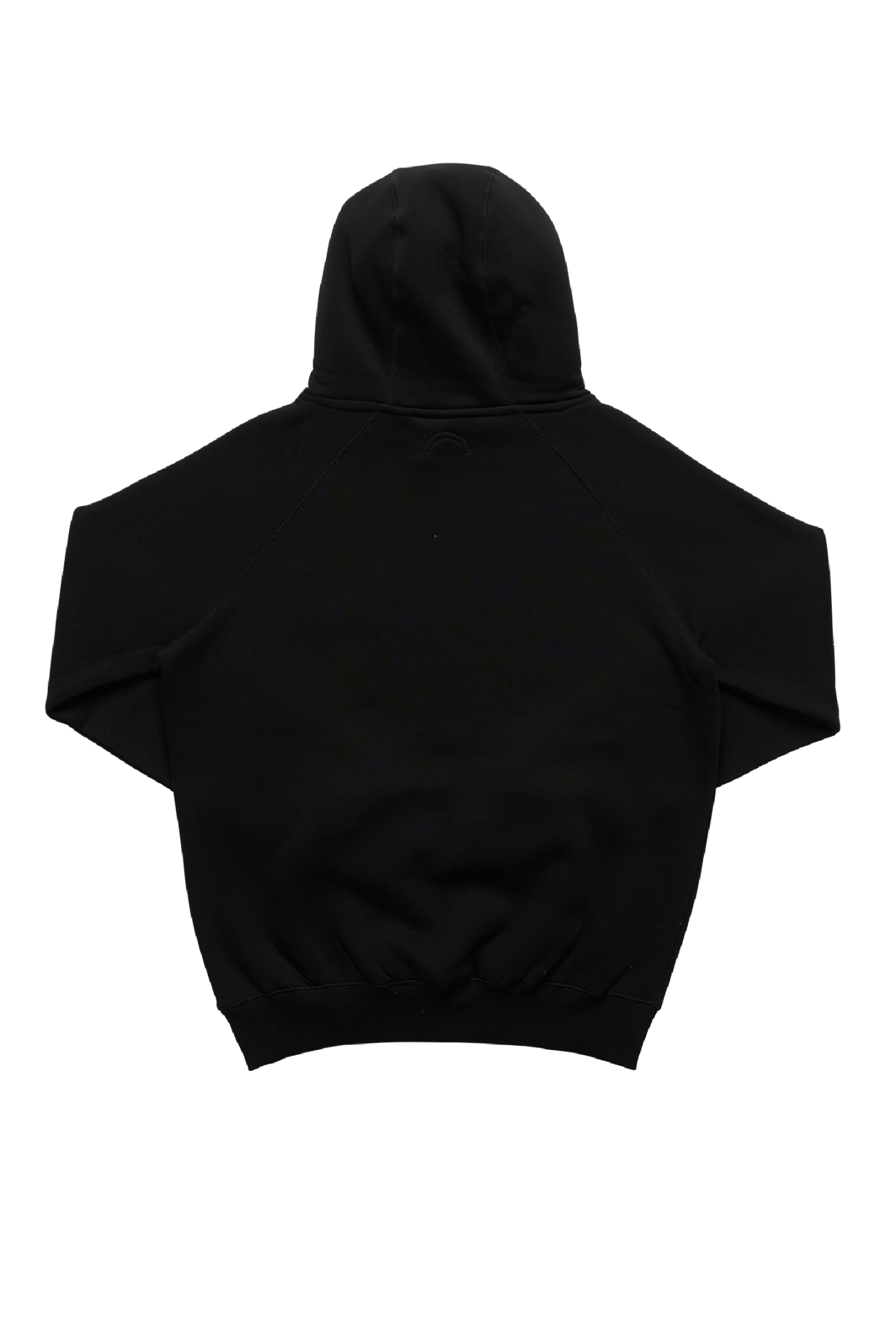 The New Originals Black/Green | TNO Underline Hoodie