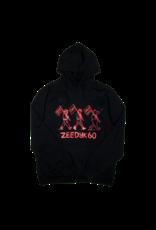 ZEEDIJK 60 Black Z60 Marching Fleece Hoodie