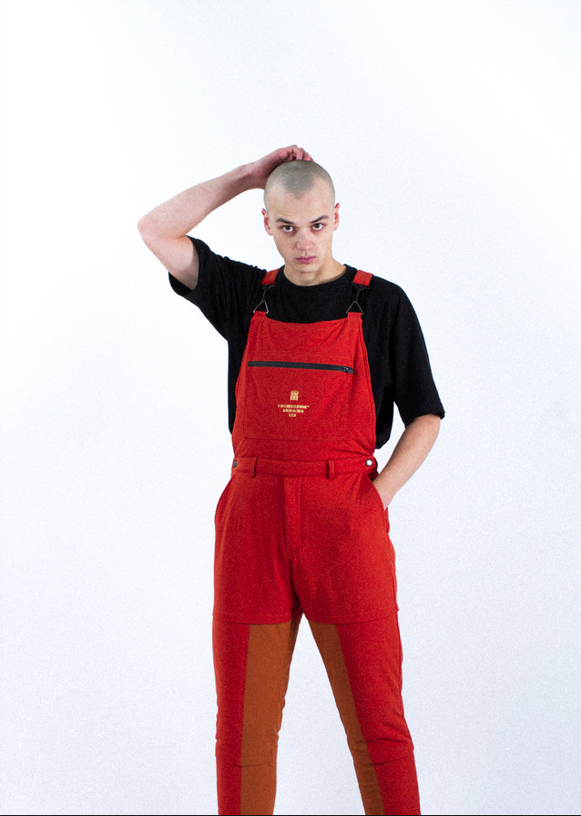 Secluded Secluded Origin Orange Overall