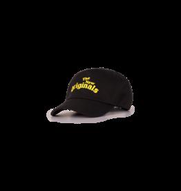 The New Originals Workman Cap | Black