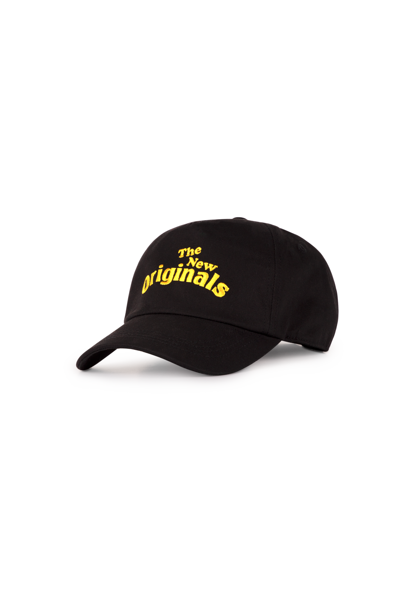 The New Originals Workman Cap | Black
