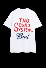 The New Originals TNO X Bud 'Freddy Bud' Tee | White
