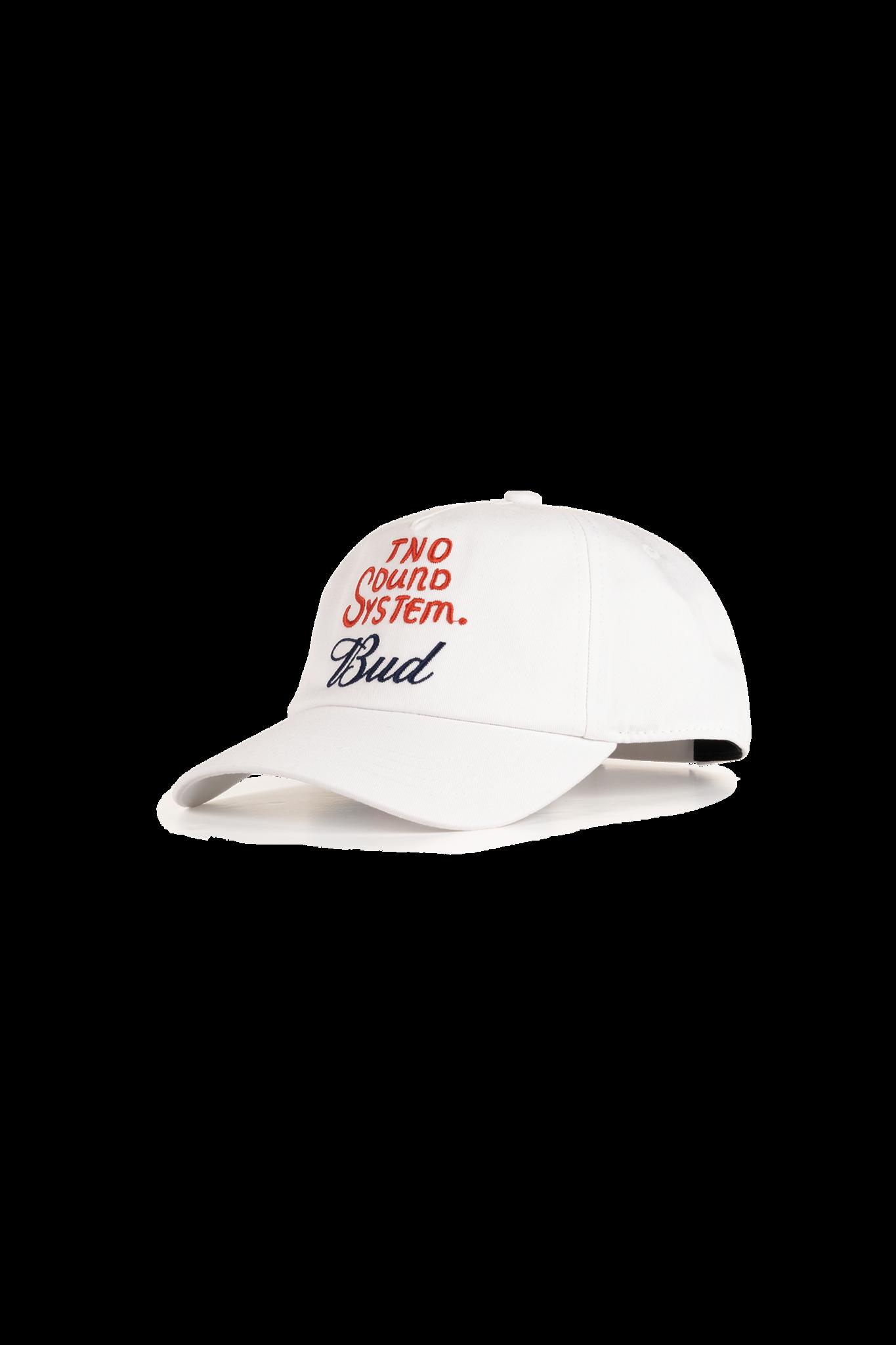 The New Originals TNO Soundsystem X Bud Cap | White