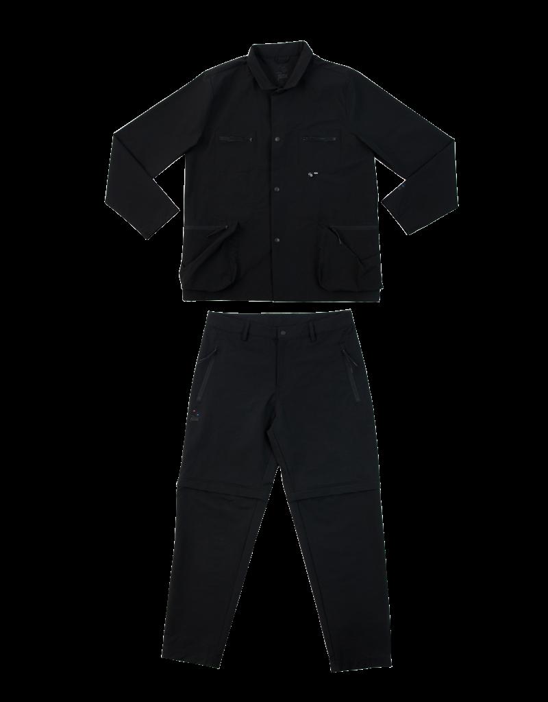 Bonne Amsterdam Patta x Bonne Suit Technical Black