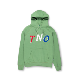 The New Originals TNO Fabric Hoodie   Green
