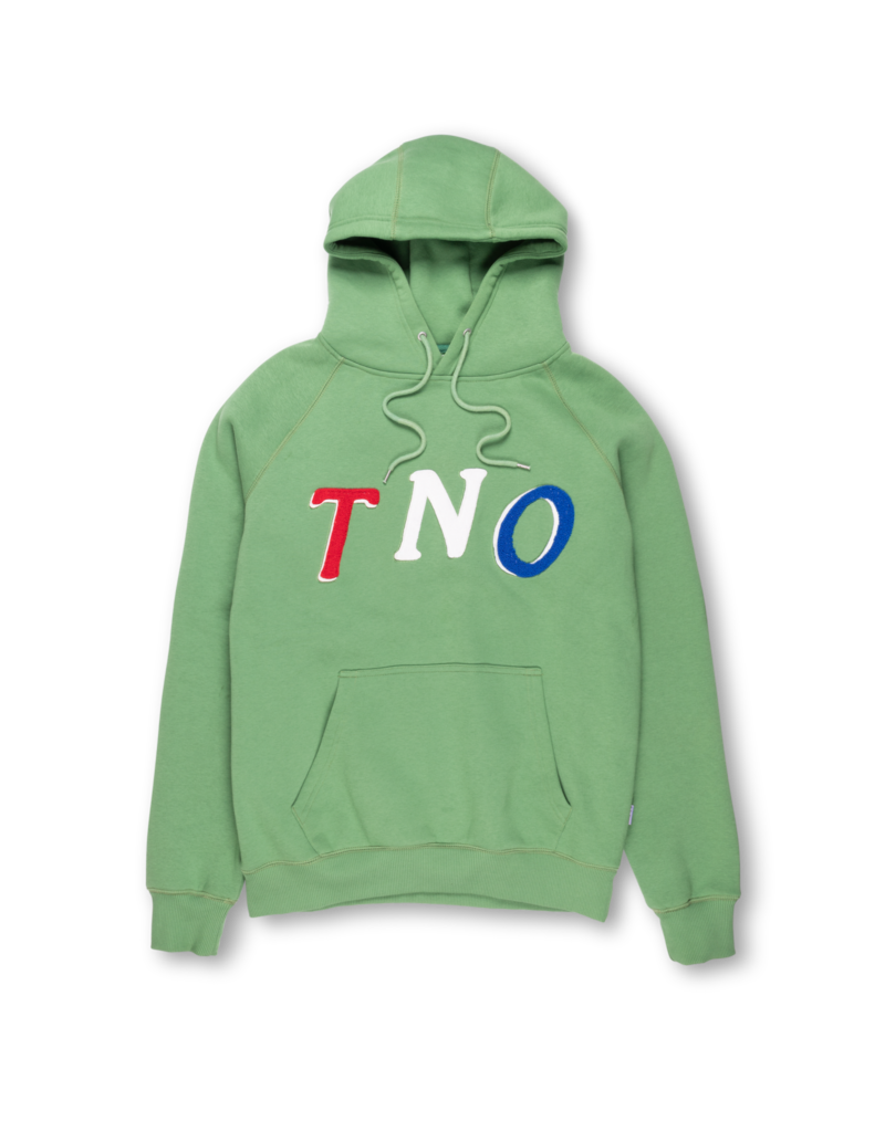 The New Originals TNO Fabric Hoodie | Green