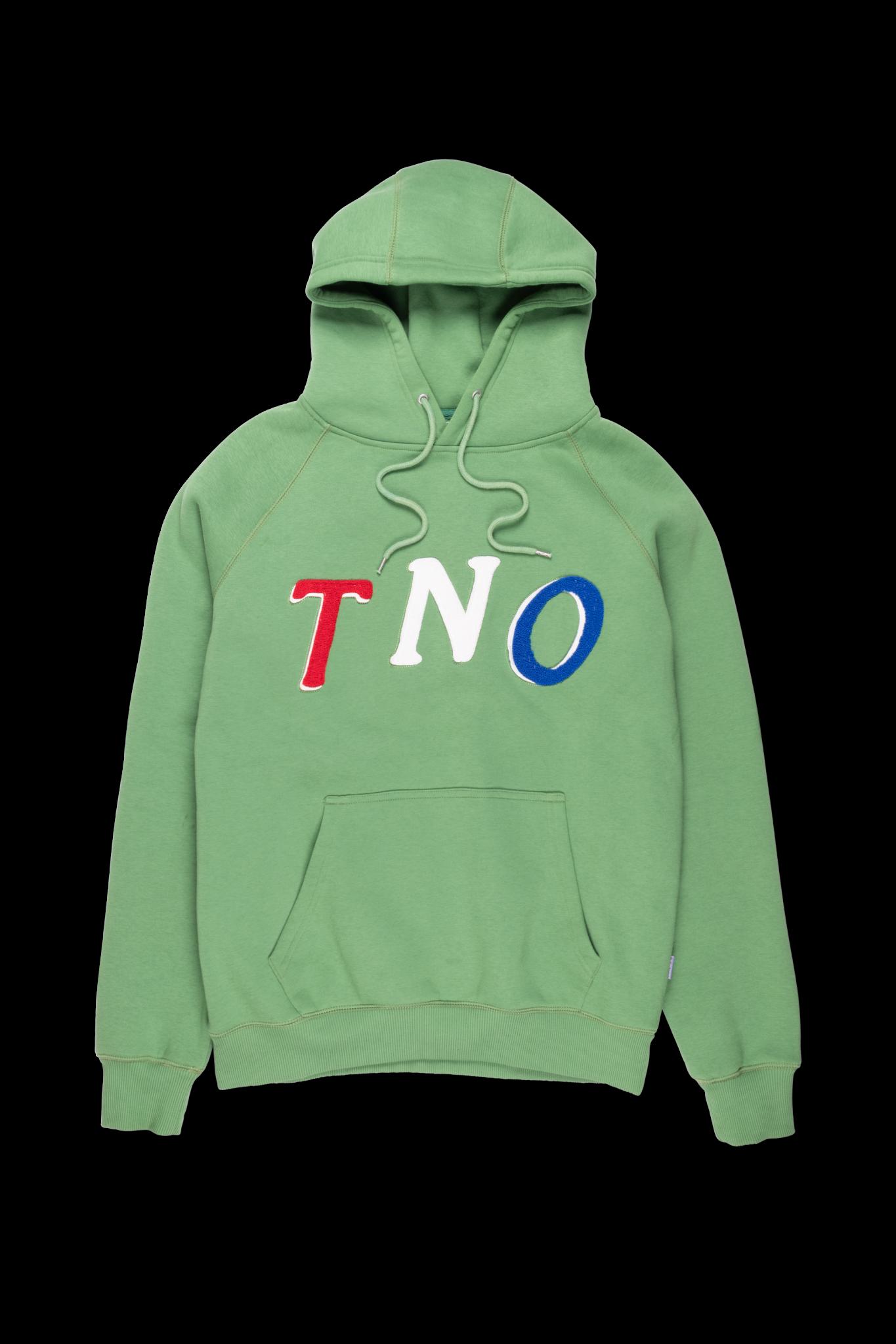 The New Originals TNO Fabric Hoodie | Green