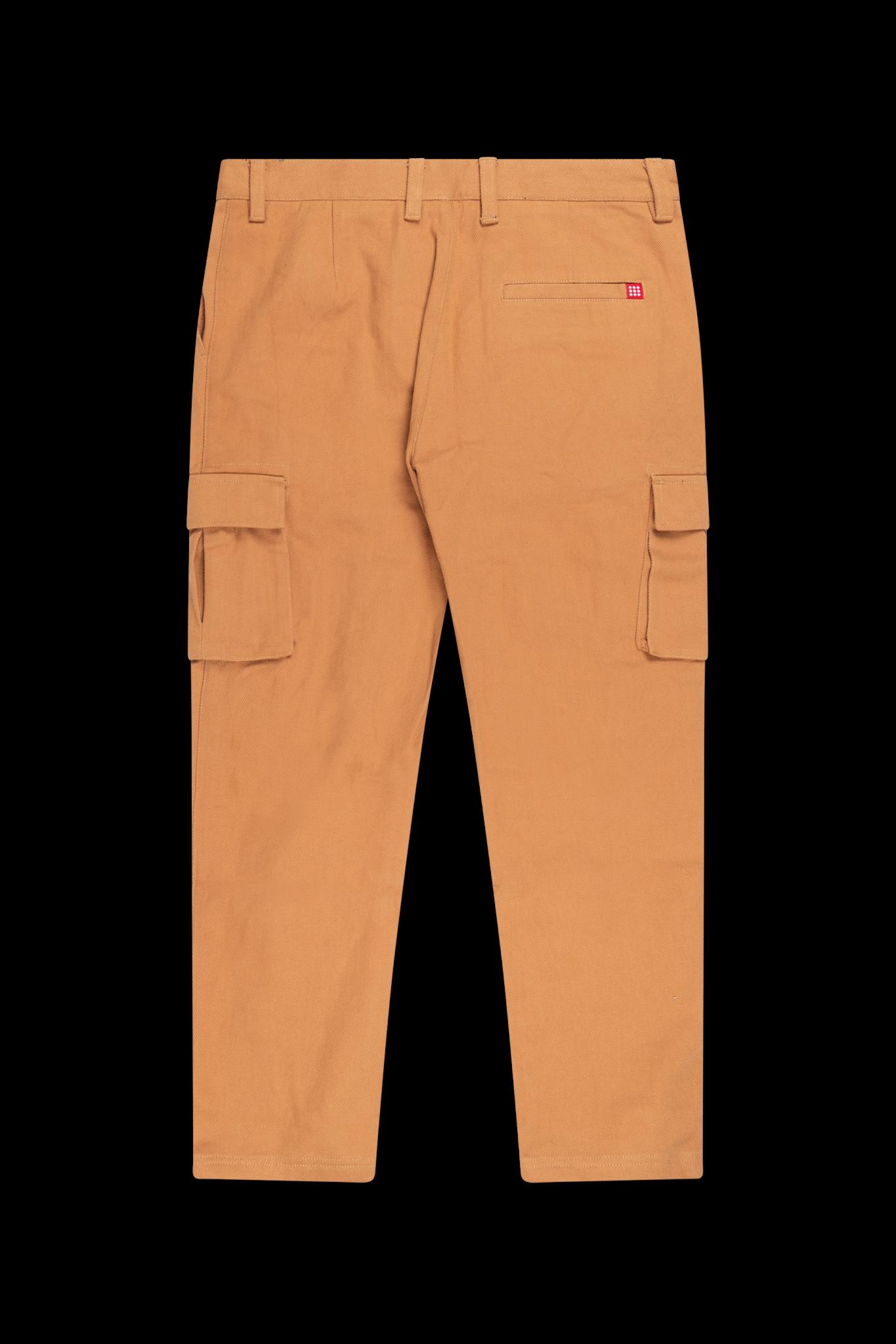 The New Originals Carota MIDFIELD trousers | Brown