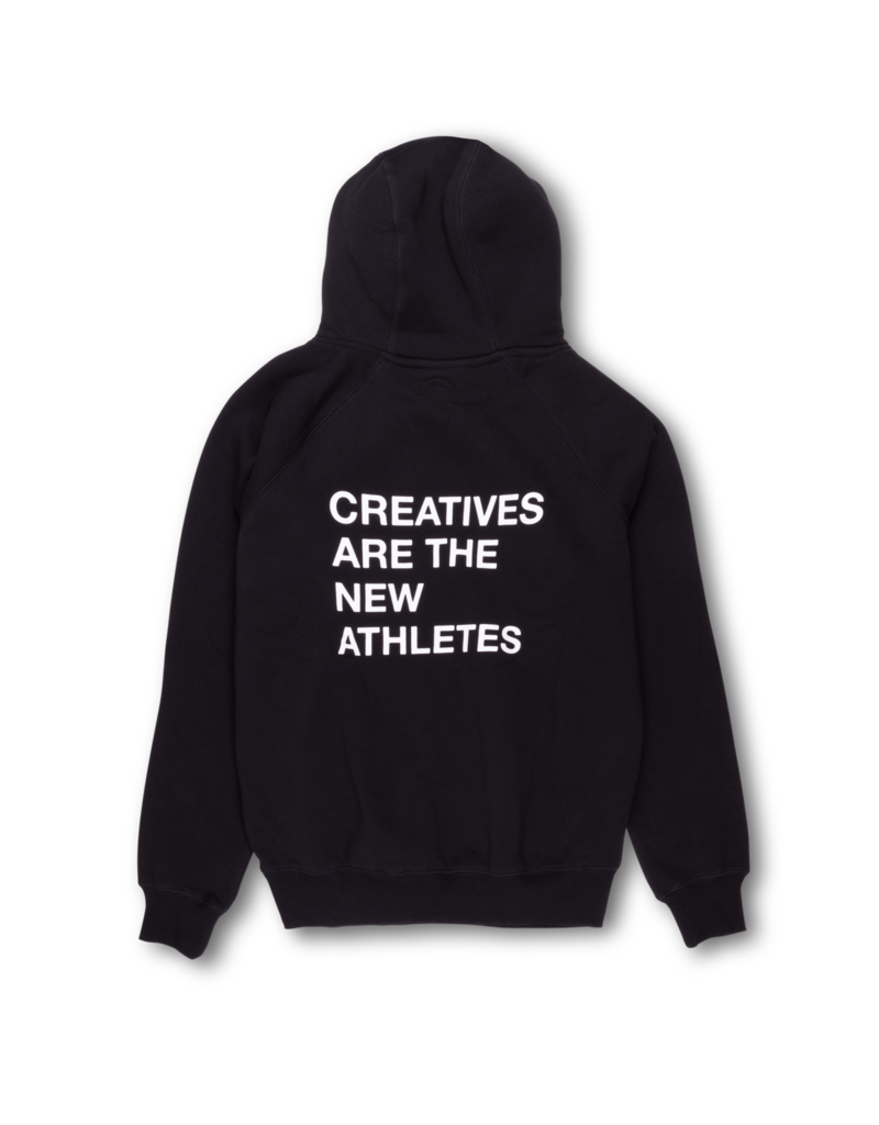 The New Originals TNO HOODIE | CREATIVES ARE THE NEW ATHLETES