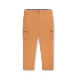 The New Originals CAROTA MIDFIELD TROUSERS | BROWN
