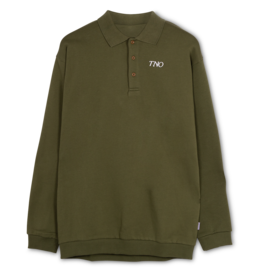 The New Originals Barman Sweater Olive Green