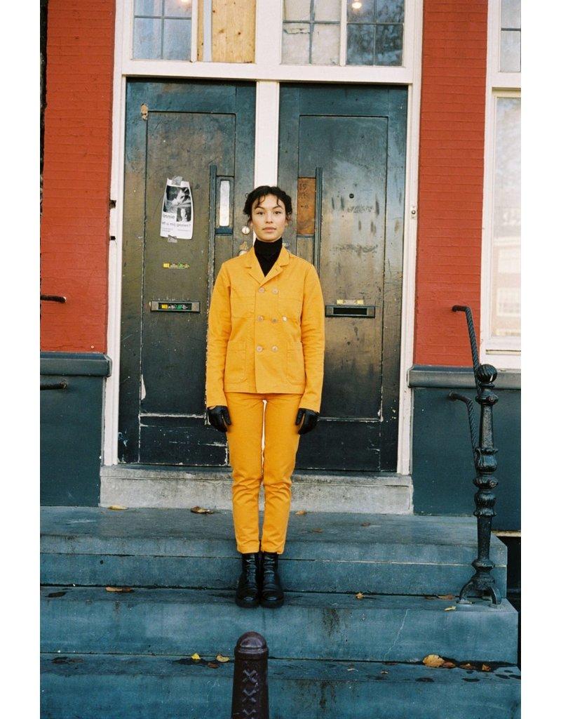 Bonne Amsterdam Bright Orange Bonne Suit