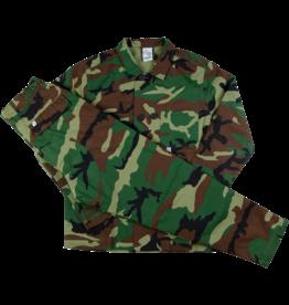 Bonne Amsterdam Bonne Suit | Ripstop Woodland Camouflage