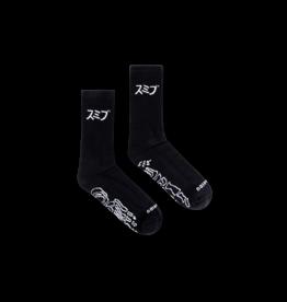 SUMIBU SUMIBU Skeleton Socks