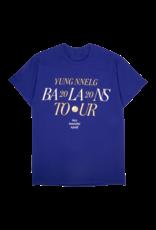 Balans Tour Tee | Blue